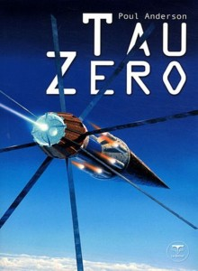 JPG image of cover of Anderson's Tau Zero