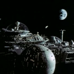 "Image from ""Space 1999"" 'Mission of the Darians'"