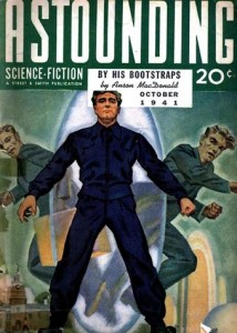 JPG image of Cover of Astounding Science Fiction October 1941