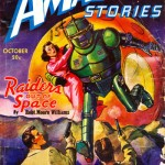 JPG image of cover of October 1940 Amazing Stories