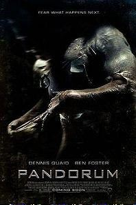 Image of poster for Pandorum
