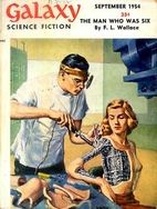Cover of Galaxy Science Fiction Vol8 No5 1954
